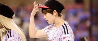 10張照片,會讓你暗戀TWICE的Jungyeon
