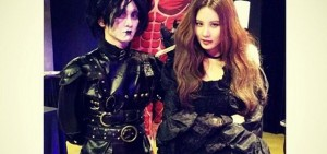 SM娛樂開萬聖派對 少女時代全體夢幻變身