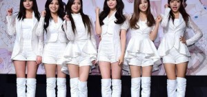 EXO-A pink被選為引領新韓流熱潮的偶像團體