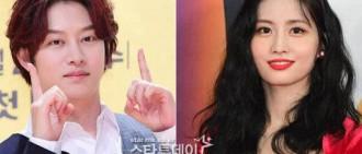 Super Junior金希澈與TWICE成員MOMO公開戀愛1年零6個月後分手!