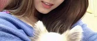 不只是子瑜,Twice娜璉也對小動物超體貼,拍廣告怕嚇到貓咪!