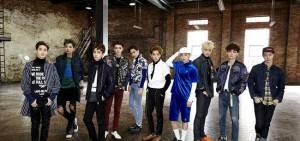 EXO登上Billboard加拿大HOT 100排行榜 「創下新紀錄」