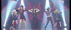 f(x) 에프엑스_'Red Light'_KBS MUSIC BANK_2014.07.11