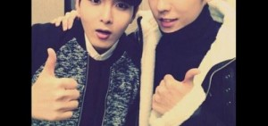 SJ厲旭和BTOB李旼赫 誰是哥哥誰是弟弟認證照公開