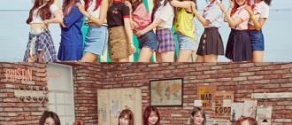 PRISTIN《M!Countdown》展回歸舞台 娜榮銀雨任特別MC