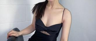 韓女星李夏怡瘦身成果驚人 曬新照露腰間紋身
