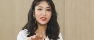 她笑稱自己是JYP第二人,真的再次有了當練習生的感覺!