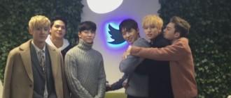 TeenTop成員開通instagram 為新曲宣傳