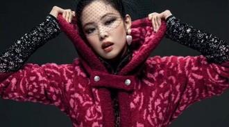 Jennie香奈兒畫報被讚高貴、時尚,也被網友說:我不懂時尚了…