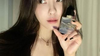 """T-ara朴孝敏發""""香水廣告"""",粉絲:眼裡只有姐姐的身材、美貌"""