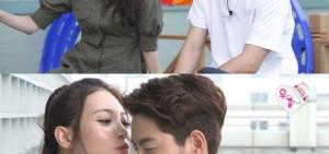 《我結》Girl′s Day亞榮'中圈套'親吻'老公'洪宗玄