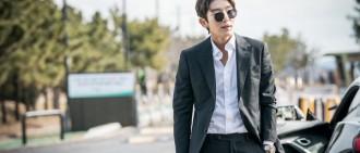 《無法律師》公開劇照 李準基帥氣亮相