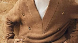 車銀優登韓版《芭莎》銀十封面 三七分髮型減顏值