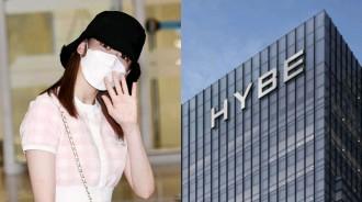 韓國論壇日榜實榜都熱議的HYBE,簽約宮脇咲良進新女團很傻的原因