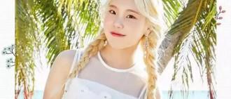 韓娛圈女團成員也有駕馭不了的髮型,AOA雪炫首次挑戰空氣劉海!