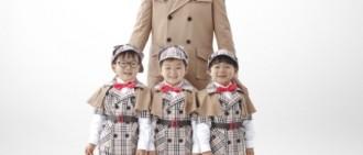 宋一國受訪談三胞胎 稱性格各異萬歲最感性