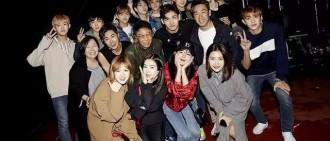 EXO燦烈和Red Velvet Wendy合照被熱議,難道蟲子沒有被發現嗎?