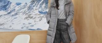 孫藝珍拍秋冬造型宣傳寫真 穿羽絨服溫暖養眼