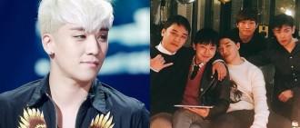BIGBANG勝利「入伍前最後一唱」 明年2月連二天會粉絲