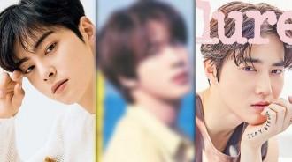 K-POP界的視覺之王&皇后是誰? ASTRO車銀優,EXO的SuHo、TWICE的娜璉等上榜