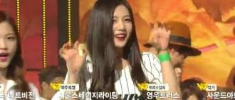 少女時代再奪《音樂銀行》一位 Red Velvet代替表演《Lion Heart》