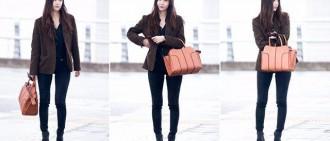 這個季節不知如何穿搭?不妨先看看韓國女星的機場時尚怎麼穿吧!