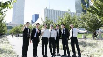 [防彈少年團][新聞]211009 防彈少年團摘得10月男團品牌評判冠軍