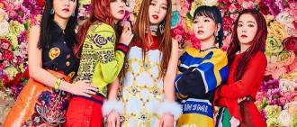 Red Velvet新輯海外人氣高 取得iTunes8個第一