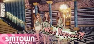 【新歌MV】Girls' Generation TTS - Holler