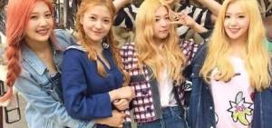 Red Velvet公開宿捨生活 Wendy最辛苦?