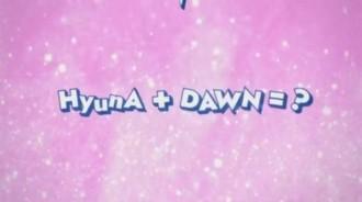 溢位螢幕的甜蜜氣息!明星情侶泫雅金曉鍾合作曲《1+1=1》將於9月9日釋出