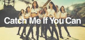 【影片】8人組少女時代8日公開《Catch Me If You Can》預告片