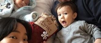 重溫弟弟出生 「媽媽很痛」威廉皺眉淚崩...爸聽到落淚