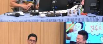 朴俊亨節目稱從不與妻吵架:怕孩子學