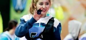 《偶像運動會》釋SISTAR、4minute、EXID…射箭現場照