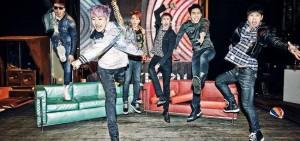 2PM新專輯獲Oricon周排行榜冠軍 首周銷量破4萬