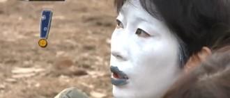 《真正的男人》曹璐-金英熙是偽裝or女鬼?教官都忍俊不禁