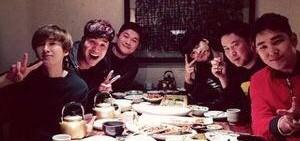Super Junior銀赫單身Party紀念照 「真的非常棒!」