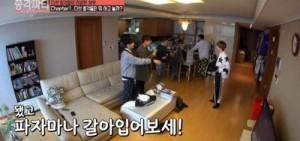 Super Junior強仁完全沒有偶像包袱 在鏡頭前爽快換褲子