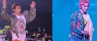 太興奮相繼弄斷螢光棒? NCT 127成員反應錯愕更惹笑