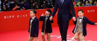 「宋家三胞胎」出席電影節紅毯 宋一國公開感想