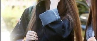 Lovelyz徐智秀「同性戀」謠言風波后,首次綵排上班照(圖)