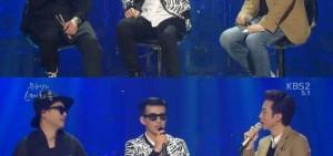 Sean:「YG開始在地下室,早知道這樣就….」
