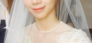 朴秀珍清秀婚紗照,「新郎是…?」