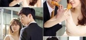徐康俊-姜素拉合拍廣告 變身甜蜜「炸雞情侶」