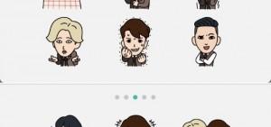 Super Junior出道9周年紀念卡通形象 怎麼只有11人?