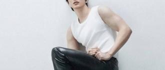 俞承豪最新雜誌寫真曝光 無袖背心秀完美肌肉線條
