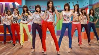 少女時代的熱門歌曲「Gee」的緊身褲是母親的! 粉絲的留言讓潤娥大吃一驚!