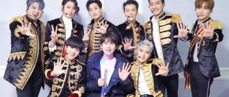 SJ從此11變9 強仁、晟敏專注個人發展