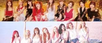 少女時代和TWICE看起來像姐妹團體嗎?Yuri對Twice感覺非常熟悉!